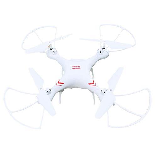 Drone RC Avion À Quatre Axes - Longue durée de vie de la photographie aérienne Drone jouet télécommandé d'hélicoptère télécommandé à quatre axes pour avion à hauteur fixe