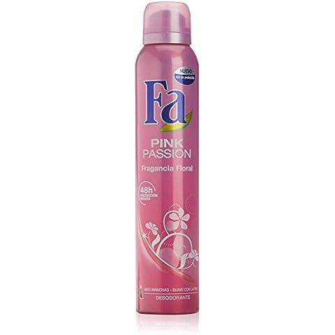 Fa Deodorante, Pink Passion, 200