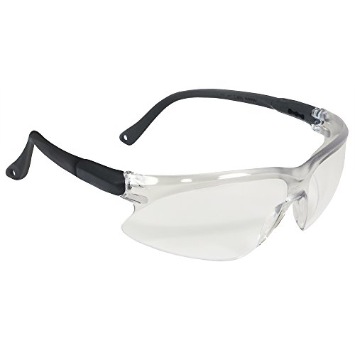 d068b89ba0 14476 Jackson Safety V20 Visio Safety GLASSES, indoor/outdoor lenti con  stanghette nero (