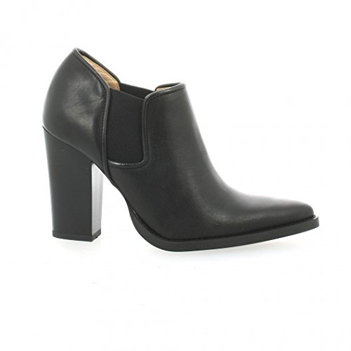 Vidi studio Low Boots Cuir Noir