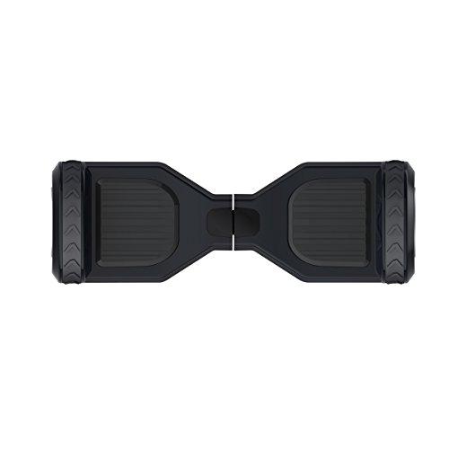 Freeman F10 hoverboard 250W con batería Samsung color negro