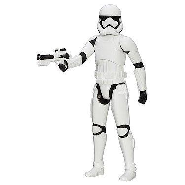 Hasbro – B3912 – Star Wars : The Force Awakens – Stormtrooper du Premier Ordre – Figurine 30 cm