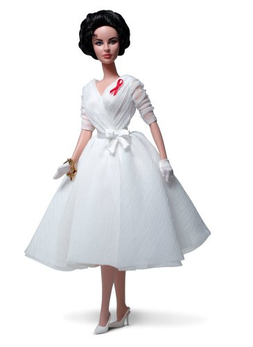 Barbie Classic White Diamonds Elizabeth Taylor