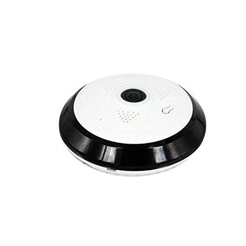 Videocamere di sorveglianza wifi ip camera senza fili, 1.3 megapixel wireless videosorveglianza, visore notturno day&night network camera con audio bi-direzionale? motion detect alert