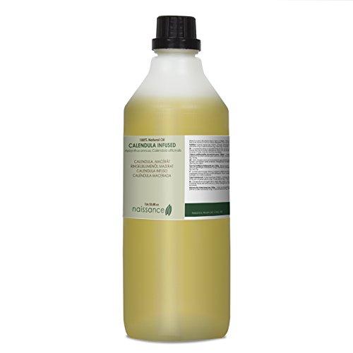 Caléndula - Aceite Macerado 100% Puro - 1 Litro