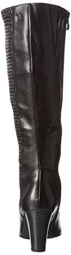 Caprice 25509 - Stivali Alti da Donna Nero (Black 1)