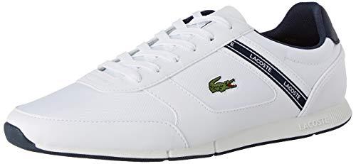 Lacoste Herren Menerva Sport 119 2 737CMA006404 Sneaker, Weiß (White 737cma0064042), 42 EU