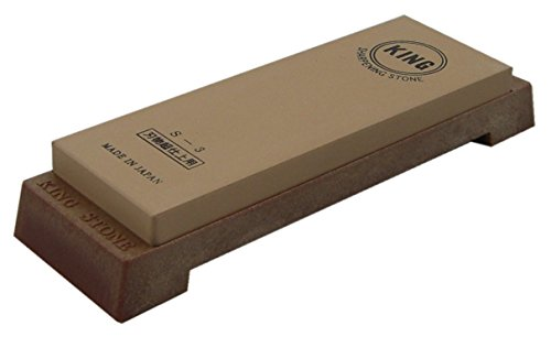 King S-3 6000 Grit Deluxe Water Stone (japan import)