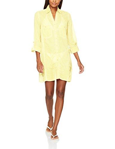 Sunflair Basic-Strandkleid, Copricostume Donna Gelb (Gelb 63)