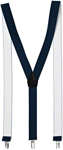 Damen Hosenträger Dunkelblau | Sencillo | Blauer Hosenträger