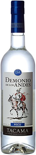 Vina Tacama Pisco Demonio Quebranta 70 cl