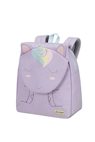 SAMSONITE Happy Sammies Small Kinder-Rucksack, 28 cm, 7.5 L, Unicorn Lily