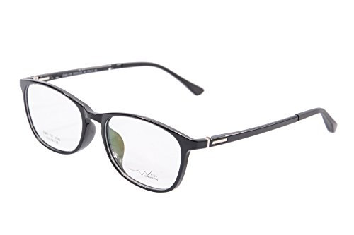 SHINU Wachdienst Eeglasses Neuve Fashion TR90 Fram Retro Chat Her Sapa klare Linse TR3020 (c4)