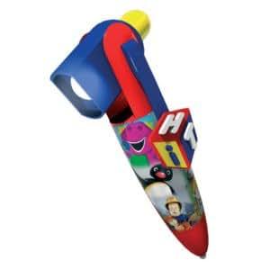 HiT Favourites Fun Musical Projector Pen - Bob The Builder, Pingu, Fireman Sam & More