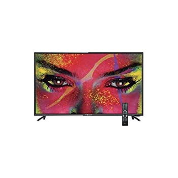 Nevir 7605TV LED 4K da 55 pollici, sottile, con ingresso USB, DVR, HDMI, satellitare