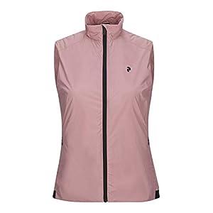 Peak Performance W Canyata Golf Vest Warm Blush