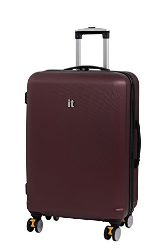 it luggage Dexterous Koffer, 72 cm, 110 liters, Rot (Wine Red)