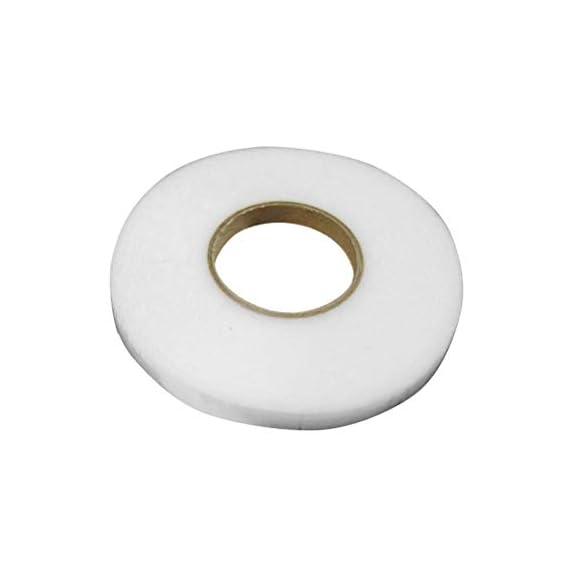 Artibetter 1 Roll Fabric Fusing Tape Double Sided Adhesive Hem Tape Iron on Tape (White)
