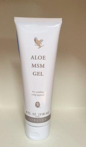 Original-aloe-gel (1 Aloe MSM-Gel 118ml (145g)- Forever Living - FLP-Original)