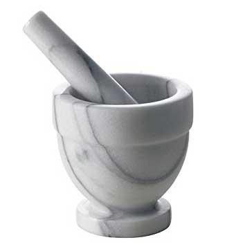 mortero-de-cocina-con-pilon-de-marmol-blanco-white-marble-mortar-pestle-h6-cm