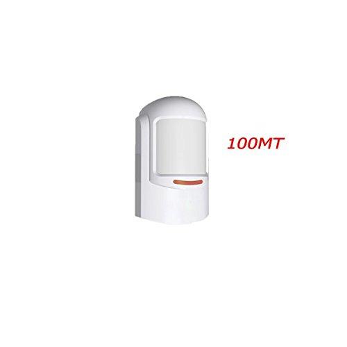 100mt Wireless PIR Bewegungsmelder Intrusion Detector