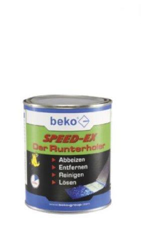 BEKO 299600750 SPEED-EX Der Abbeizer 750 ml weiß-transparent