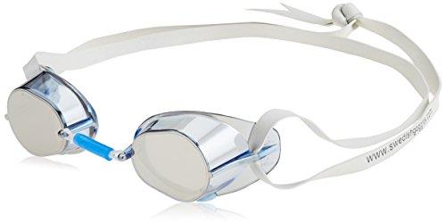 Malmsten Swedish Goggles Jewel Collection Schwimmbrille, Saphir, Nicht zutreffend