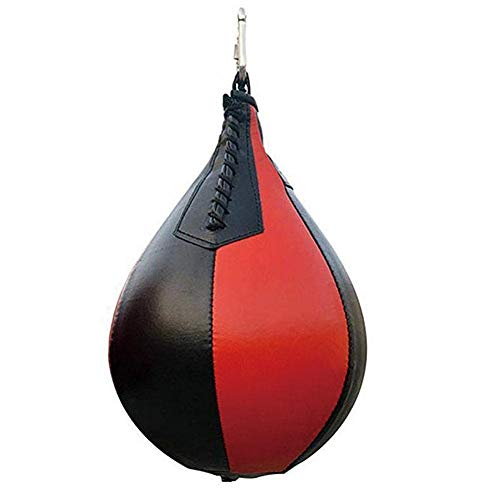 ZPASDQQE Fitness Boxen Pear Speed   Ball Swivel Boxen Stanzen Speed   Bag Base Zubehör Training Boxausrüstung - Double Ended Base