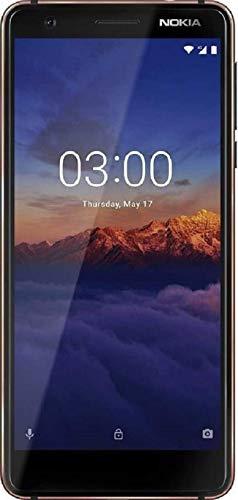 (CERTIFIED REFURBISHED) Nokia 3.1 (Blue, 16GB)