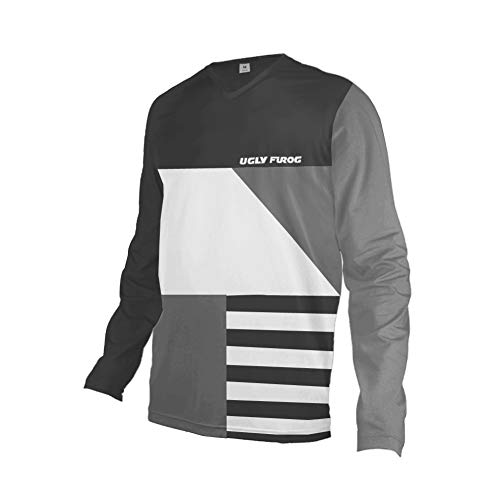 Future Sport Uglyfrog Racewear MX Motocross Jersey Shirt Enduro Offroad Motorrad Quad Cross Erwachsene