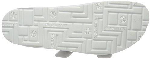 Dr. Brinkmann Men 600421 Muli Bianco (bianco)