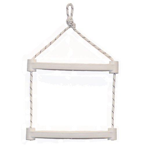 Seilleiter Badeleiter Strickleiter 2 stufig