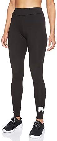 PUMA Essentials Logo W - Legging Deportivo de Talle Alto Mujer