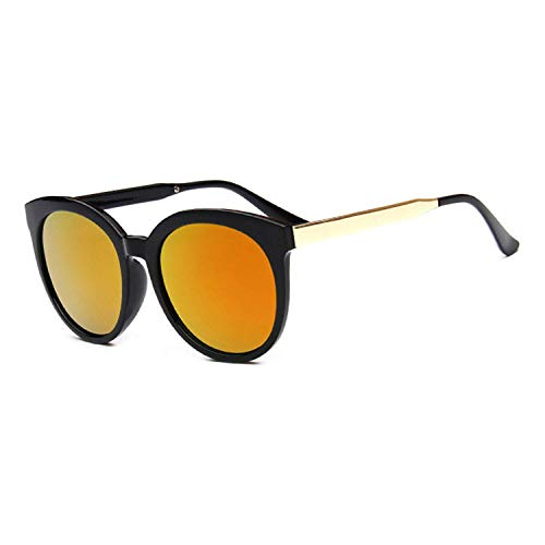 WERERT Sportbrille Sonnenbrillen Vintage Large Frame Sunglasses Women Designer Shopping Glasses Driving Street Beat Sun Glasses UV400 (A Bathing Ape Clothing)