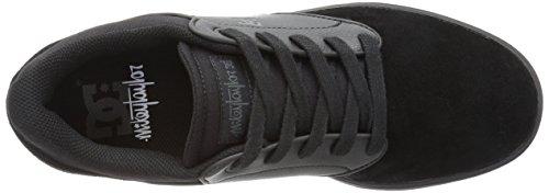 DC Mikey Taylor Low Top Chaussures pour hommes Black/Black/Black