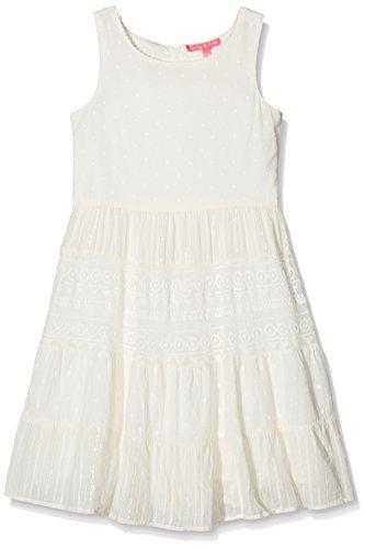 Derhy Mädchen Kleid Esmeralda, Elfenbein (Ecru), 10-12 Jahre