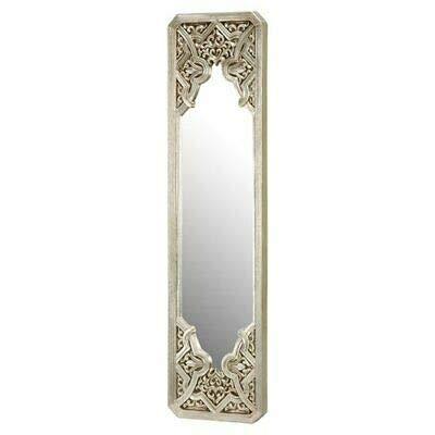 IC Design - Espejo de Pared (Cristal, diseño gótico, Fino)