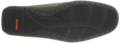 Rockport Cape Noble 2, Mocassins homme Vert (Olive Grn Wsh Sde)