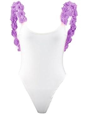 Bikini Clode® Costume da Bagno Donna Monokini Costumi da Bagno un Pezzo Bikini Jersey