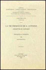 La Vie Primitive De S. Antoine. Syr. 184. par R Draguet