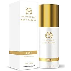 The Man Company Non-Gas Body Perfume for Men,Blanc,120ml