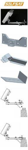 fensterhalterung selfsat Fensterhalterung SELFSAT H30D1 H30D2 H30D4 H21D1 H21D2 H21D4 Fenster Montage