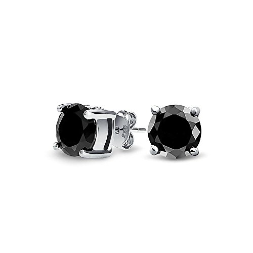 bling-jewelry-mens-unisex-cz-round-black-stud-earrings-925-sterling-silver-6mm