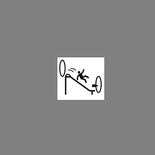 Portal Endless Slide - Stofftasche / Beutel Grün