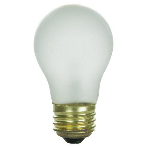 Sunlite 40A15/FR/Cd1Glühlampe 40Watt, mittel basiert, A15Appliance Glühbirne, Frost, superkardierte 1er Pack -
