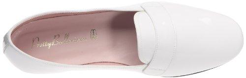 Pretty Ballerinas 40731, Ballerines femme Blanc (Blanco)
