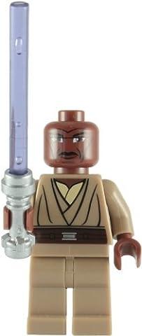LEGO Star Wars: Mace Windu Mini-Figurine Avec Purple