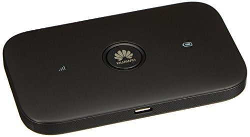 Price comparison product image Huawei E5573s-320 High Speed Unlocked Wi-Fi Router - Black