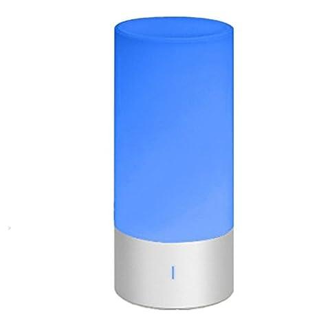 FYN lumières ambiance colorée Bluetooth lampe carte son du haut-parleur lumière de nuit conduit intelligent sans fil