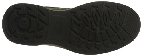 camel active Herren Breathe Gtx 11 Low-Top Braun (mushroom/black/green 02)
